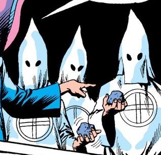 Ku Klux Klan (Earth-616)/Gallery
