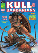 Kull and the Barbarians Vol 1 1