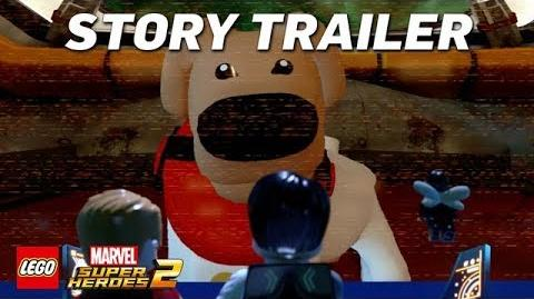 LEGO Marvel Super Heroes 2 - Story Play Trailer