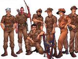 Leatherneck Raiders (Earth-616)