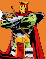 Lod Tyger (Counter-Earth) (Earth-TRN583) from Spider-Man Unlimited Vol 2 1 0001.jpg