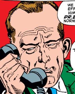 Lyndon B. Johnson (Earth-616)