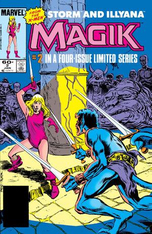 Magik (Illyana and Storm Limited Series) Vol 1 2.jpg