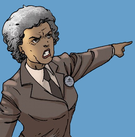 Marcia Donelson (Earth-616)