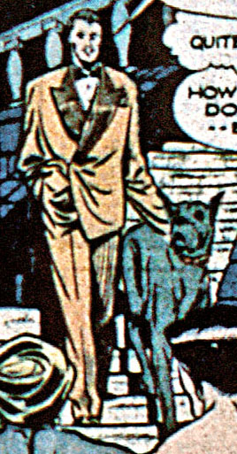 Marquies le Blanc (Earth-616)