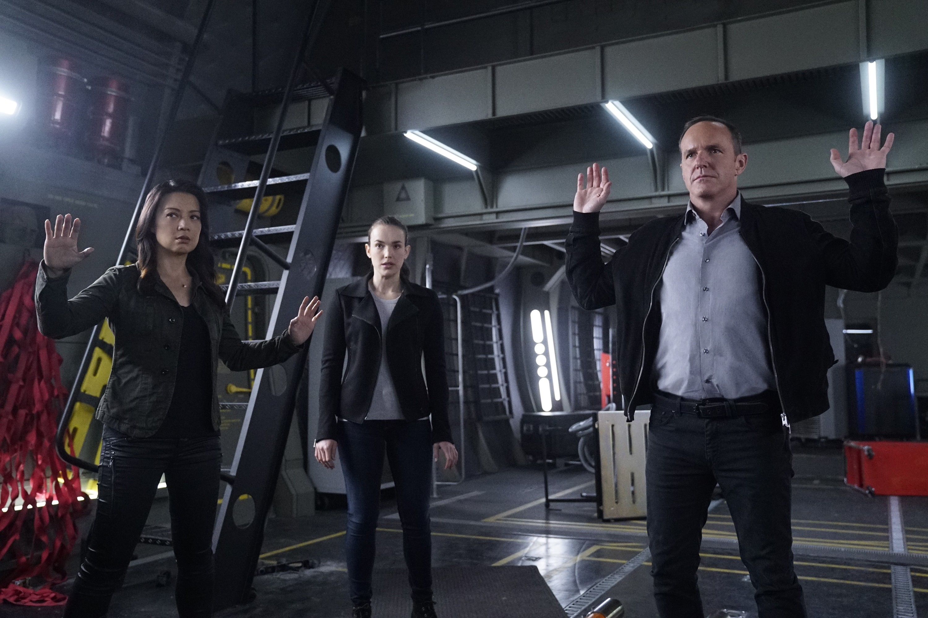 Marvel's Agents of S.H.I.E.L.D. Season 4 21