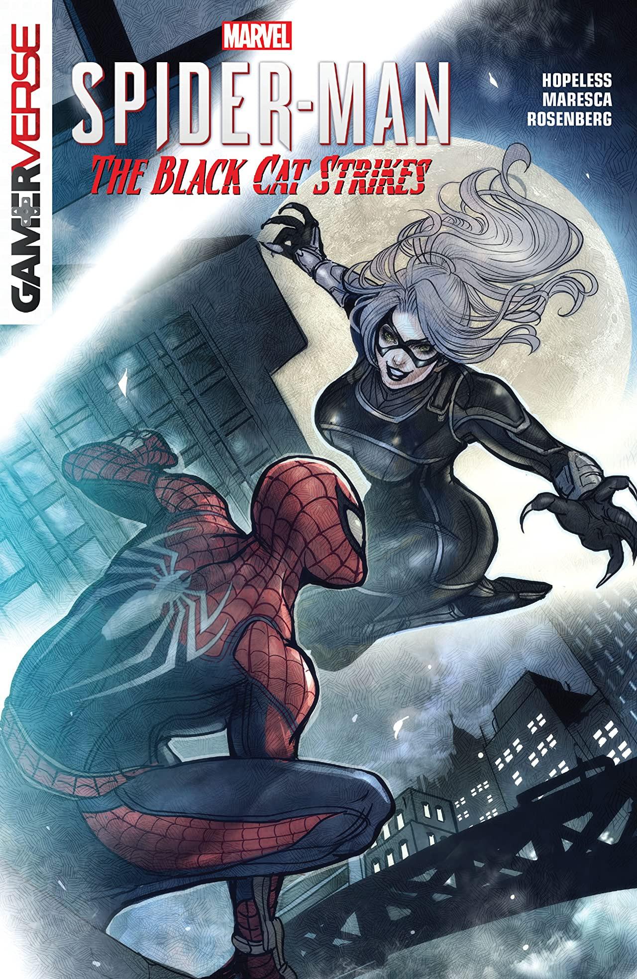 Marvel's Spider-Man: The Black Cat Strikes TPB Vol 1 1