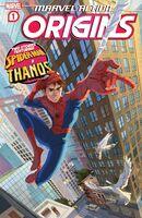Marvel Action Origins Vol 1 1