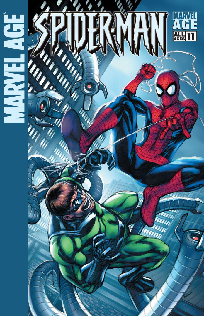 Marvel Age Spider-Man Vol 1 11