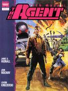 Marvel Graphic Novel Rick Mason, The Agent Vol 1 1