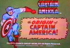 Marvel Superheroes: Captain America Season 1 1
