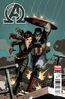 New Avengers Vol 3 17 Captain America Team-Up Variant.jpg