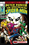 Peter Parker, The Spectacular Spider-Man Vol 1 19