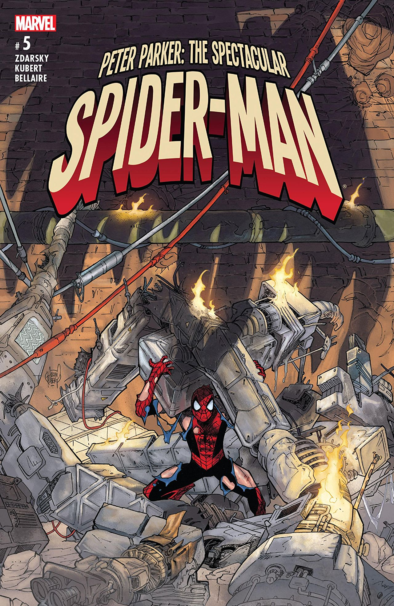Peter Parker: The Spectacular Spider-Man Vol 1 5