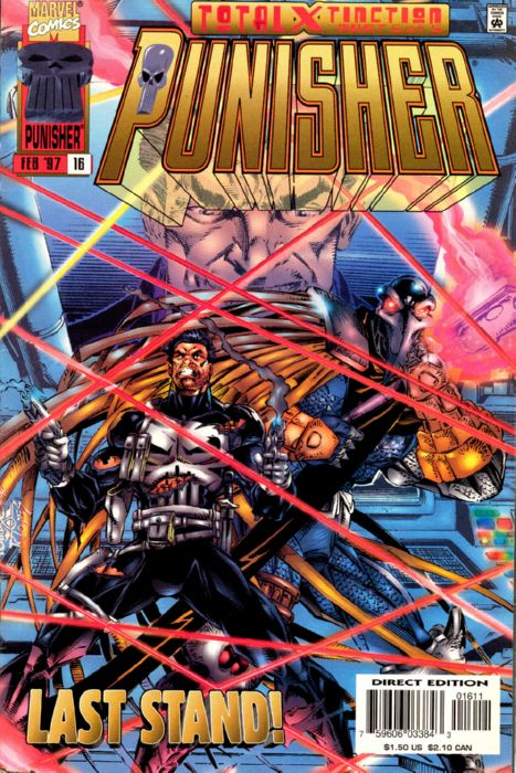 Punisher Vol 3 16