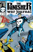 Punisher War Journal Vol 1 1
