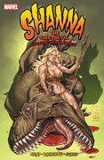 Shanna the She-Devil Survival of the Fittest TPB Vol 1 1