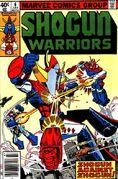 Shogun Warriors Vol 1 6