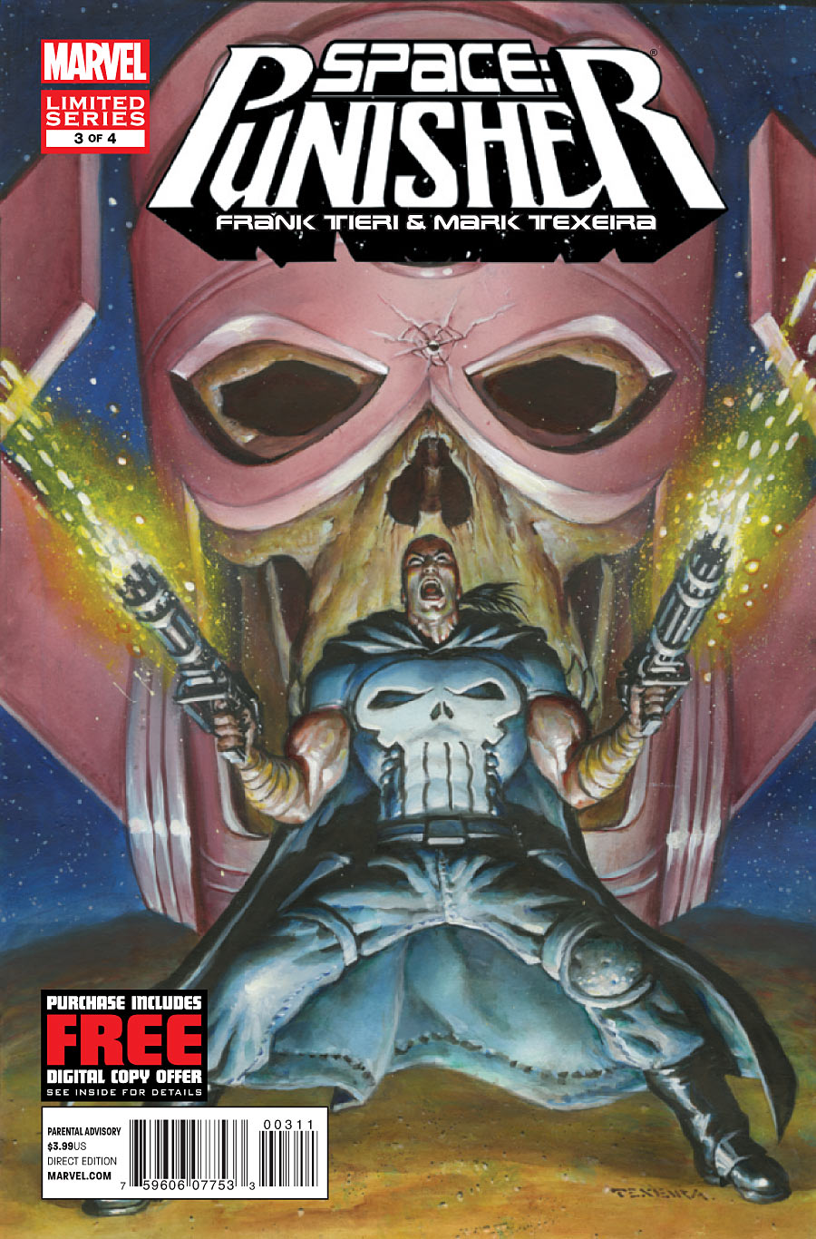 Space: Punisher Vol 1 3