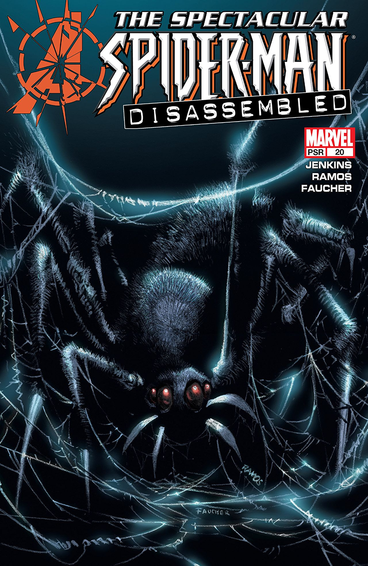 Spectacular Spider-Man Vol 2 20