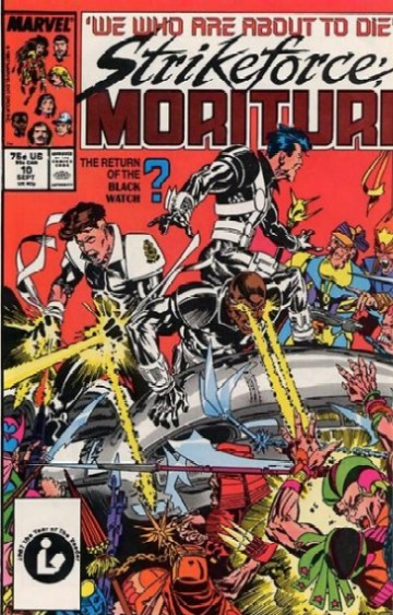 Strikeforce Morituri Vol 1 10