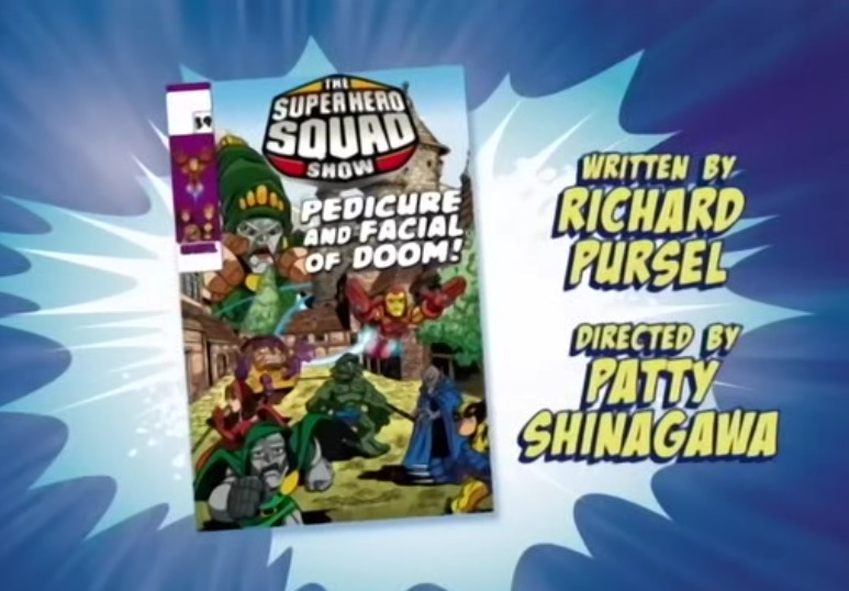 Super Hero Squad Show Season 2 13