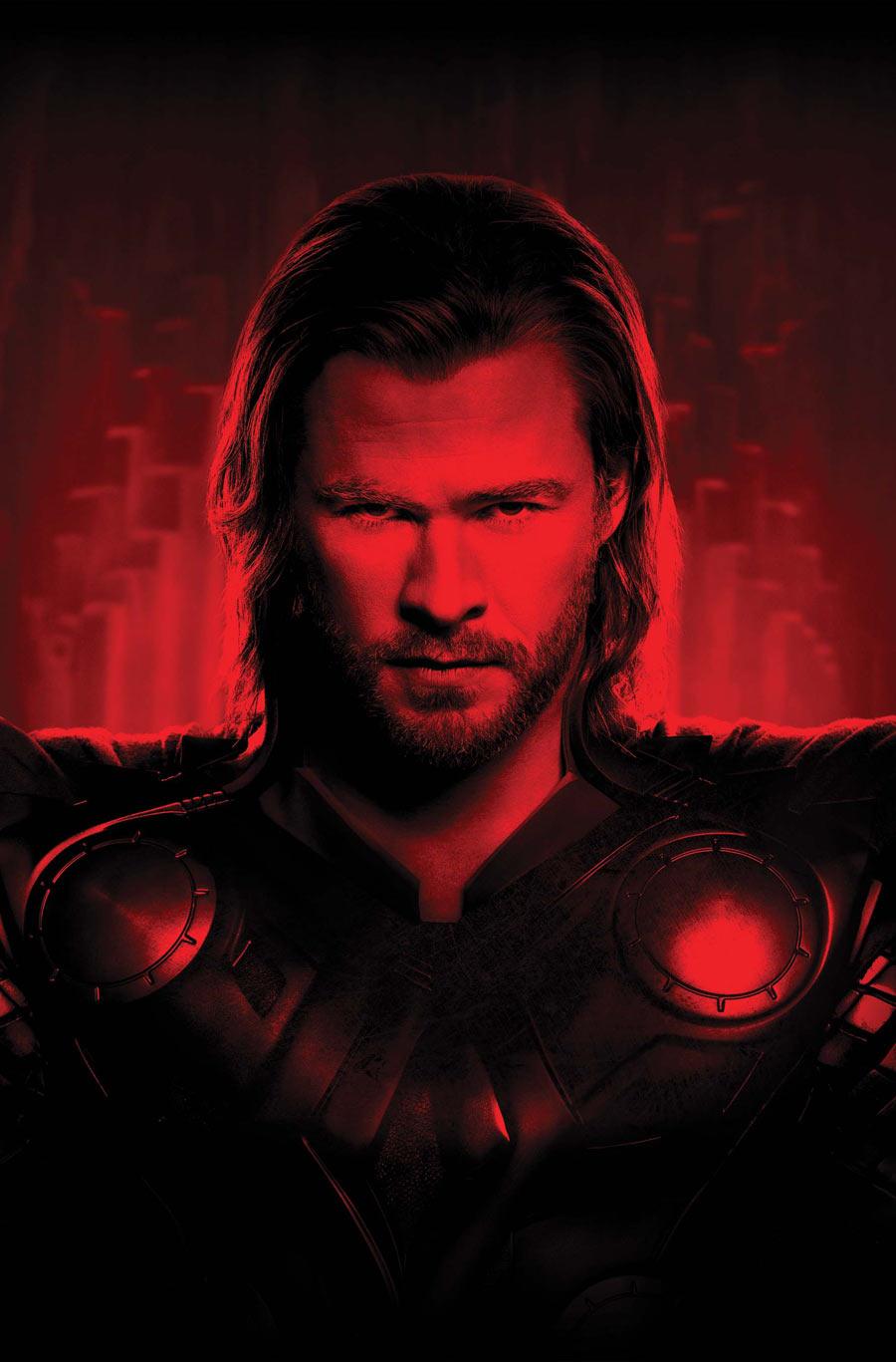 Thor Goes Hollywood Vol 1
