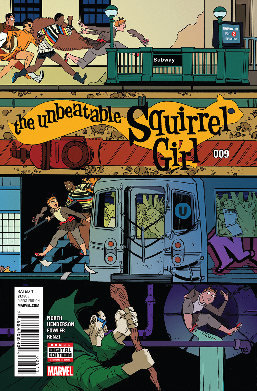 Unbeatable Squirrel Girl Vol 2 9
