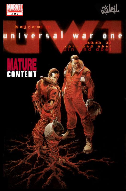 Universal War One: Revelations Vol 1 3