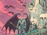 Man-Bats of Ur-Xanarrh