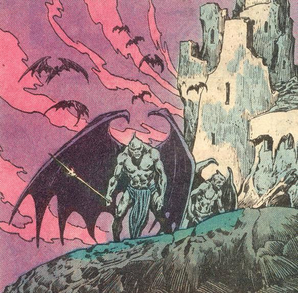 Man-Bats of Ur-Xanarrh/Gallery