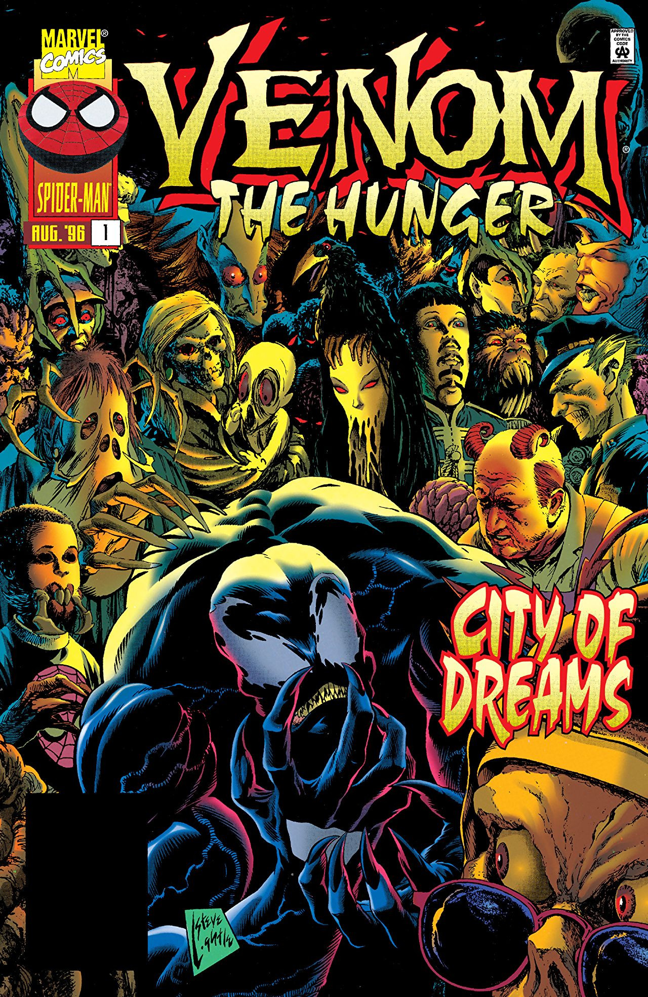 Venom: The Hunger Vol 1 1