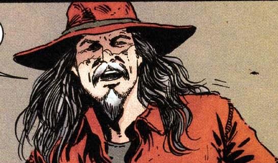 William Cody (Earth-616)