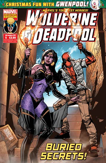Wolverine and Deadpool Vol 4 5