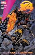 X-Men Fantastic Four Vol 1 1