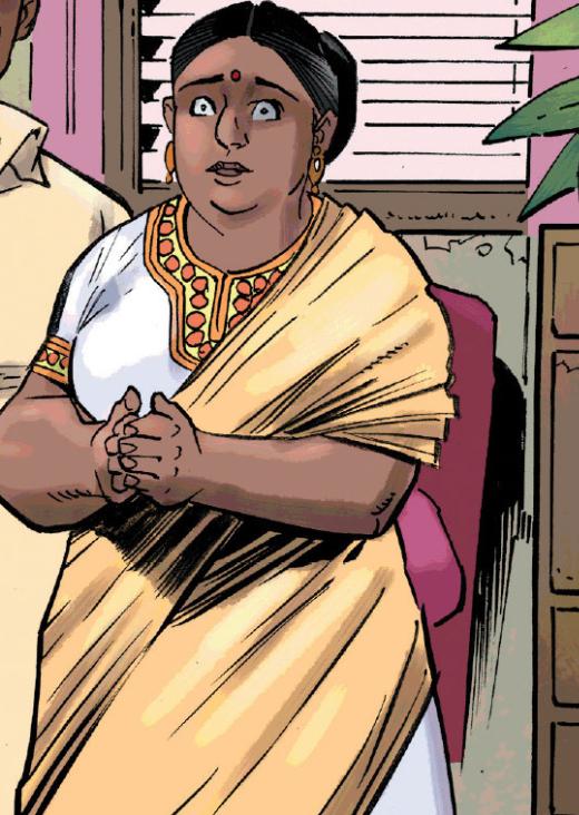 Adhira Deol (Earth-616)