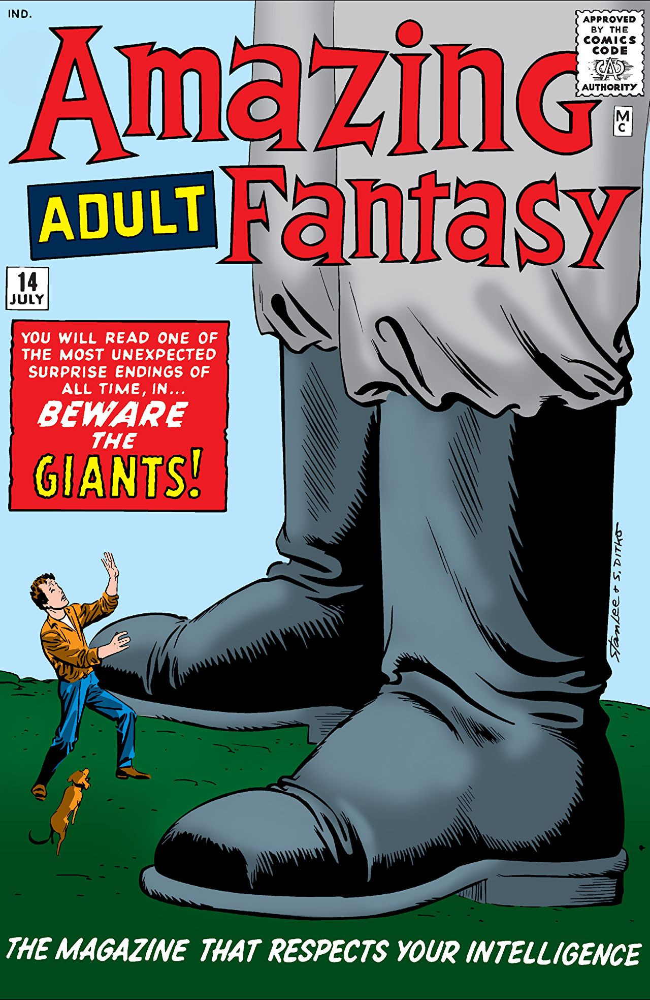 Amazing Adult Fantasy Vol 1 14