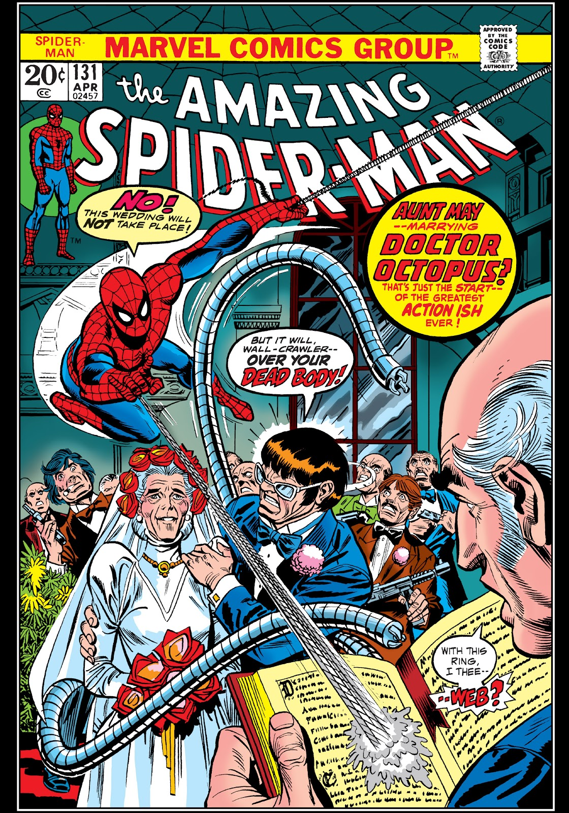 Amazing Spider-Man Vol 1 131