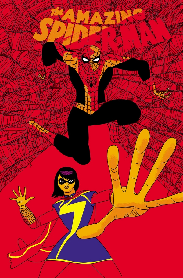 Amazing Spider-Man Vol 3 7 Pulido Variant Textless.jpg