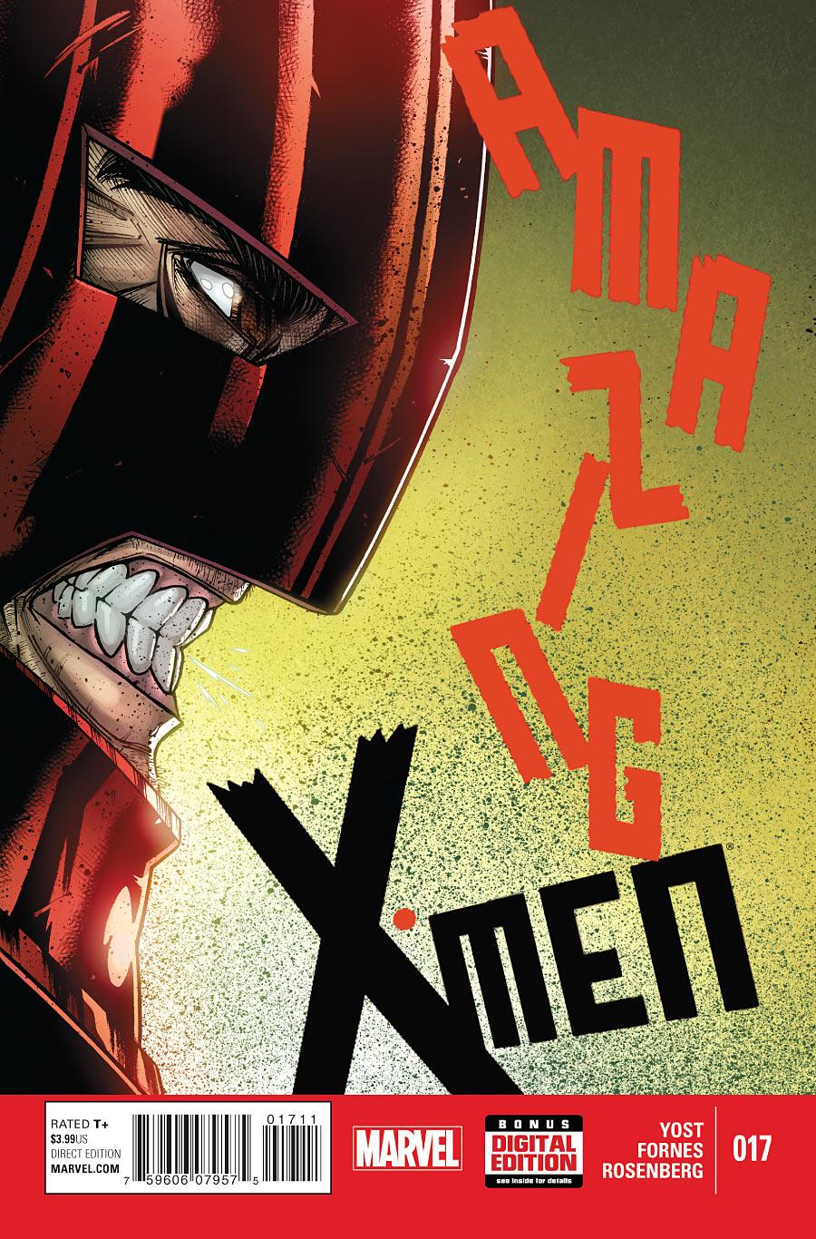 Amazing X-Men Vol 2 17