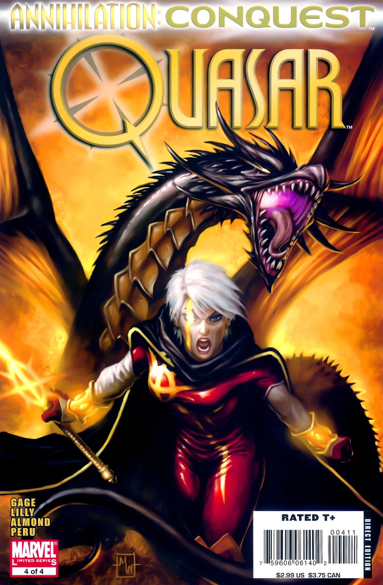 Annihilation: Conquest - Quasar Vol 1 4