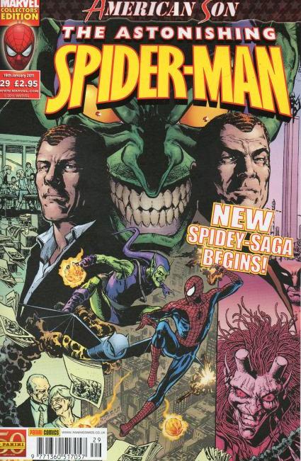 Astonishing Spider-Man Vol 3 29