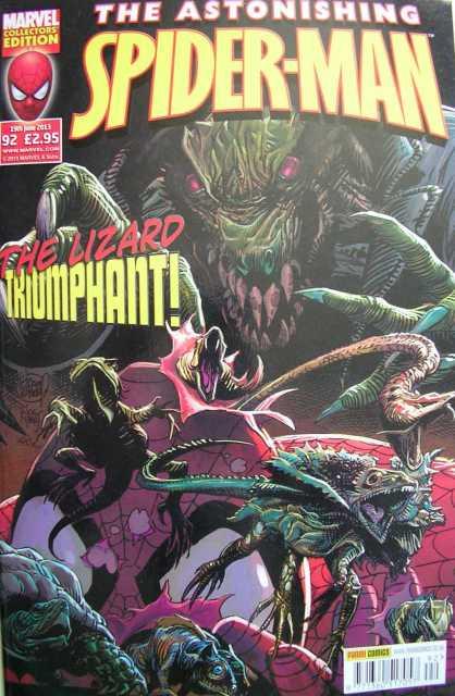 Astonishing Spider-Man Vol 3 92