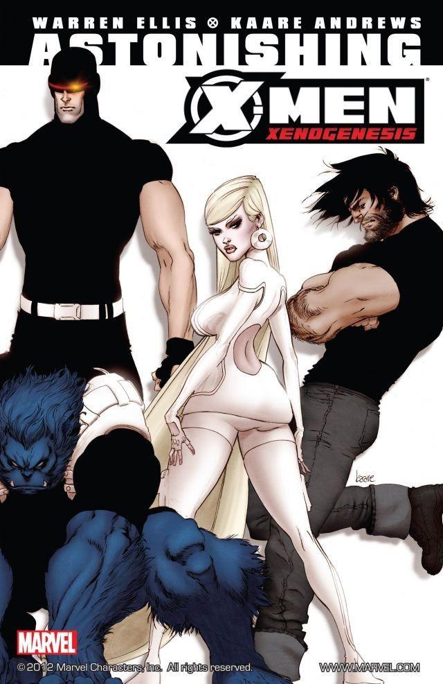Astonishing X-Men: Xenogenesis TPB Vol 1 1