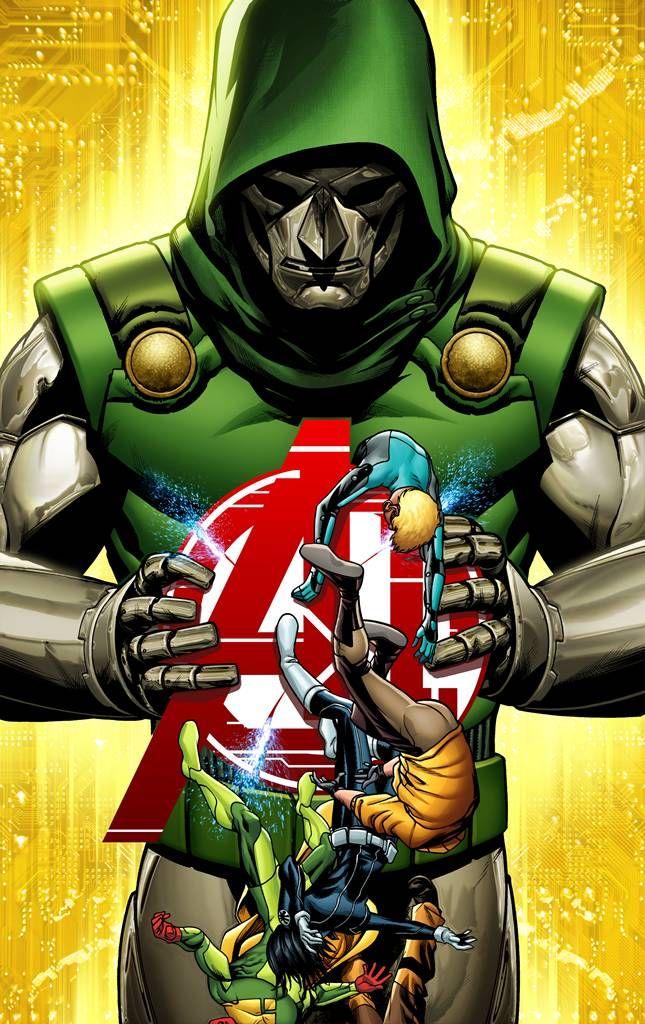 Avengers A.I. Vol 1 4 McKone Variant Textless.jpg