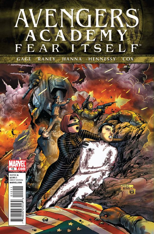 Avengers Academy Vol 1 15