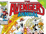 Avengers Annual Vol 1 15