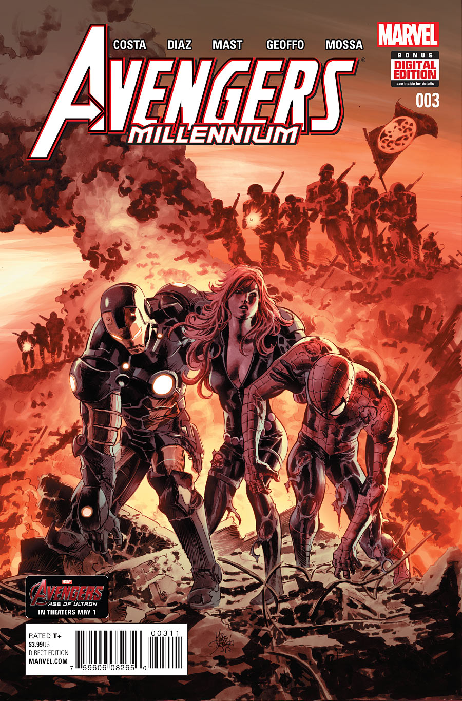 Avengers: Millennium Vol 1 3