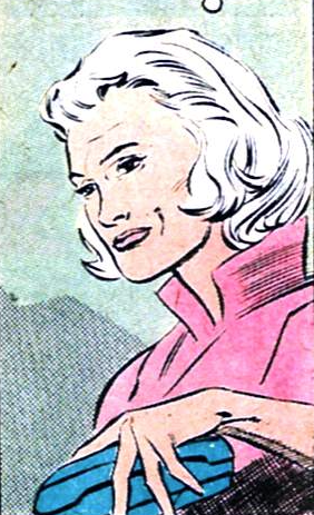 Barbara Whalen (Earth-616)