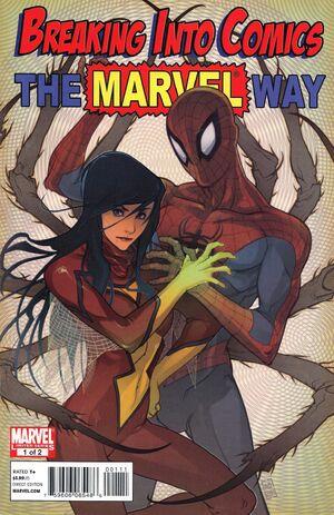 Breaking Into Comics the Marvel Way! Vol 1 1.jpg